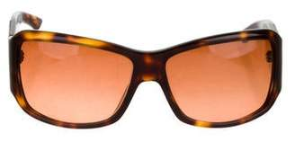 Christian Dior Square Tinted Sunglasses