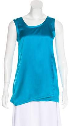 8eb62dd477adf3 Gucci Blue Women s Sleeveless Tops - ShopStyle