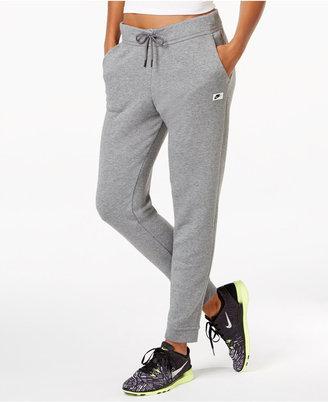 Nike Modern Skinny Sweatpants $65 thestylecure.com