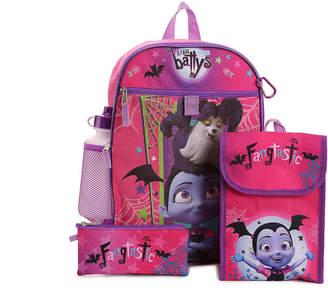 Fast Forward Vampirina 5-Piece Backpack Set - Girl's