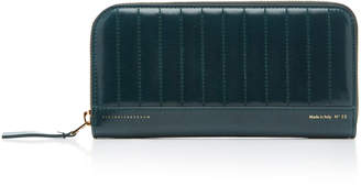 Victoria Beckham Quilted Leather Wallet