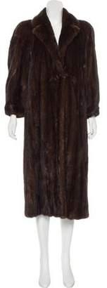 Neiman Marcus Long Mink Coat