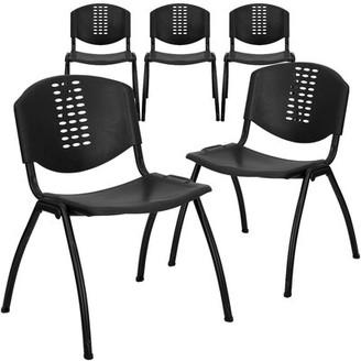 Symple Stuff Laduke Stacking Chair Symple Stuff