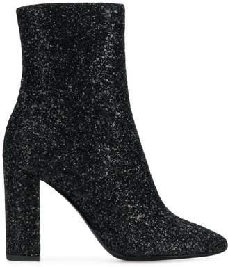Saint Laurent high ankle boots