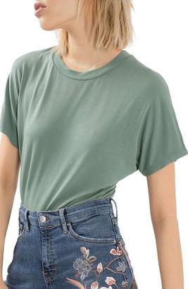 Women's Topshop T-Shirt Bodysuit $35 thestylecure.com