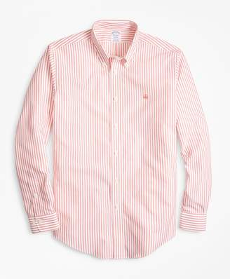 Brooks Brothers Non-Iron Regent Fit Stripe Sport Shirt