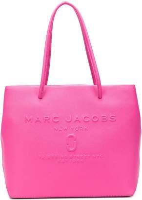 Marc Jacobs Logo Shopper East-West tote