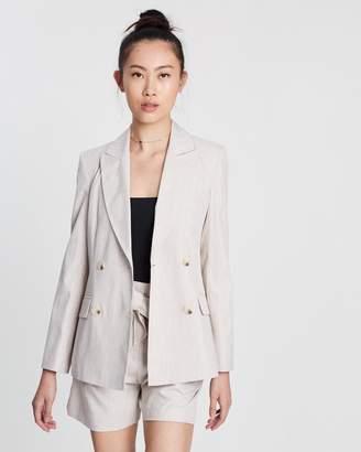 Miss Selfridge Button Detail Co-Ord Blazer