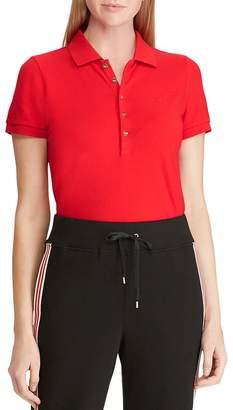 Ralph Lauren Logo-Button Polo Shirt