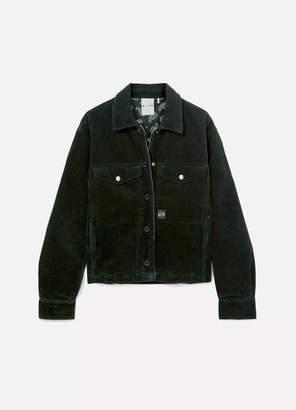 Kith - Maya Cotton-corduroy Jacket - Forest green