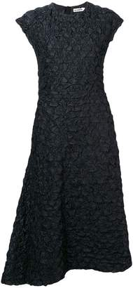 Jil Sander textured dress