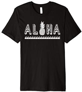 Aloha Hawaii Hawaiian Island Shirt Summer Vacation