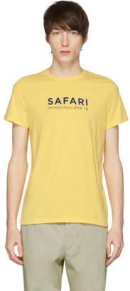 Editions M.R Yellow Safari MR T-Shirt