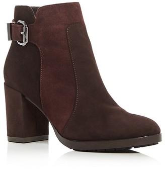Aquatalia Elianna High Heel Booties $299.88 thestylecure.com