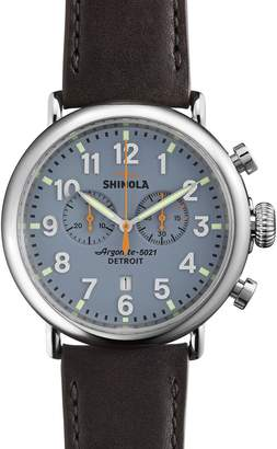 Shinola Runwell Chrono 47mm Watch
