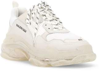 Balenciaga Triple s bubble sneakers