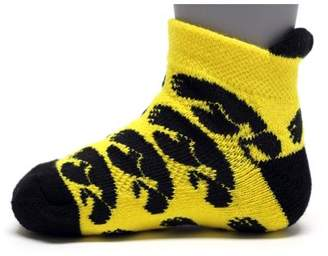 Donegal Bay Iowa Hawkeye Baby Footie Sock