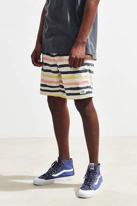 Katin Waveline Stripe Hybrid Swim Short