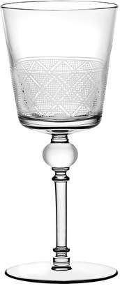 Christofle Jardin d'Eden White Wine Glass