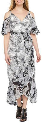 Melrose Sleeveless Maxi Dress-Petite
