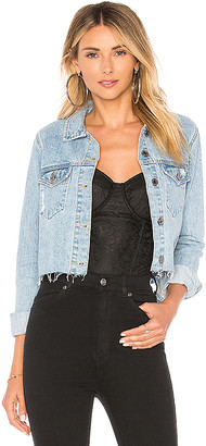 Dr. Denim Jeanie Jacket.
