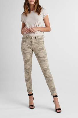 Hudson Jeans Army Camo Ankle-Skinny
