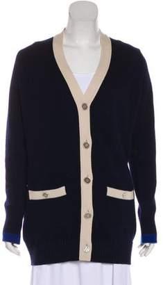 Chanel Paris-Dubai Cashmere Cardigan