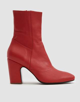 Rachel Comey Saco Ankle Boot in Red