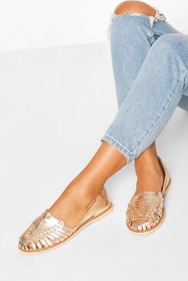 3f7c34ef76f Rose Gold Evening Shoes - ShopStyle UK