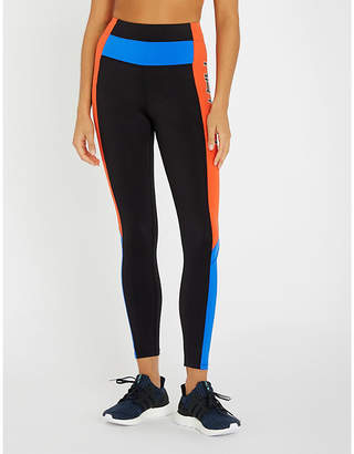 P.E Nation Bounce Shot stretch-jersey leggings