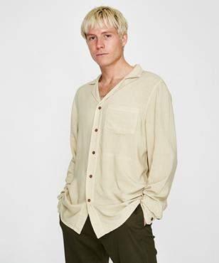 Banks Nashua Long Sleeve Woven Shirt