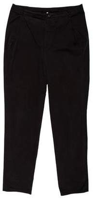 Damir Doma Silent Woven Tapered Pants