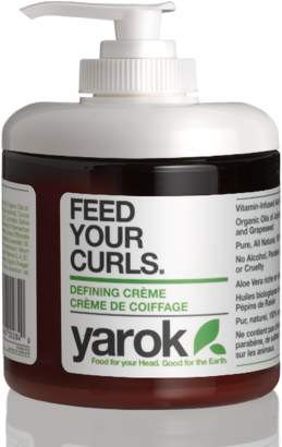 styling/ Yarok Feed Your Curls Defining Creme