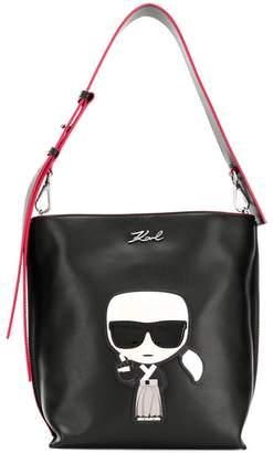 Karl Lagerfeld K-Tokyo Small Hobo shoulder bag