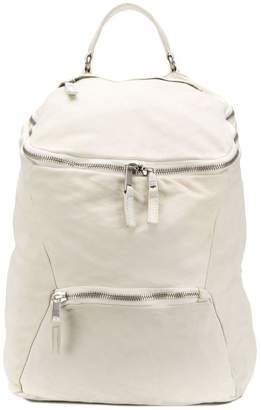 Giorgio Brato zip pocket backpack