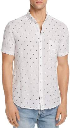 Rails Carson Mini Sailboat Button-Down Shirt