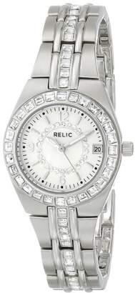 Queens Court Relic Women's Quartz Stainless Steel Casual Watch