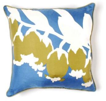 Thomas Paul Buds Silk Twill Pillow