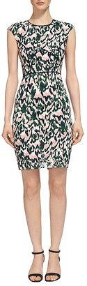 Whistles Deanna Printed Dress $280 thestylecure.com