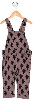Emile et Ida Girls' Printed Sleeveless Jumpsuit w/ Tags