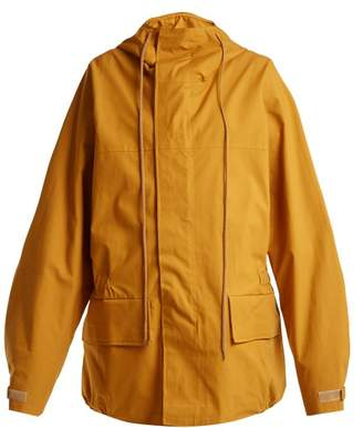 Raey Ripstop Hiking Jacket - Womens - Yellow