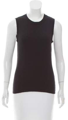 Magaschoni Sleeveless Cashmere Top