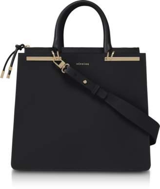 "Maison Héroïne Sophie 13"" Leather Briefcase"