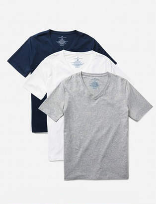 Tommy John Second Skin V-Neck Tee 3 Pack