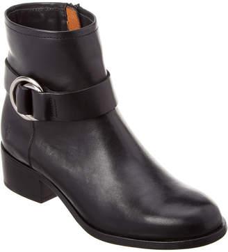 Frye Kristen Leather Harness Bootie