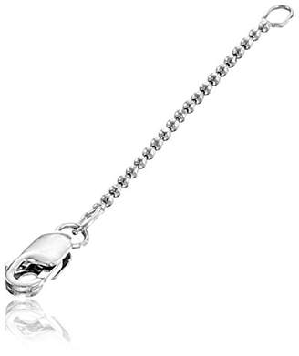 Alex Woo Sterling Mini 1.2mm Chain Pendant Enhancer
