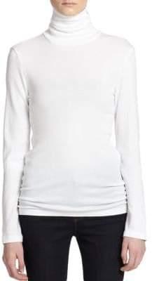 Splendid Knit Turtleneck Top
