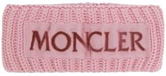 Moncler (モンクレール) - Moncler リブニット ヘッドバンド