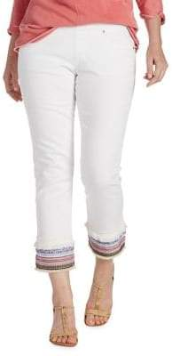 Jag Peri Straight Ankle Jeans