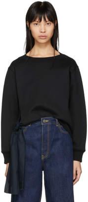 Stella McCartney Black Side Tie Sweatshirt
